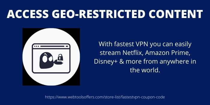 Access Geo-Restricted Content