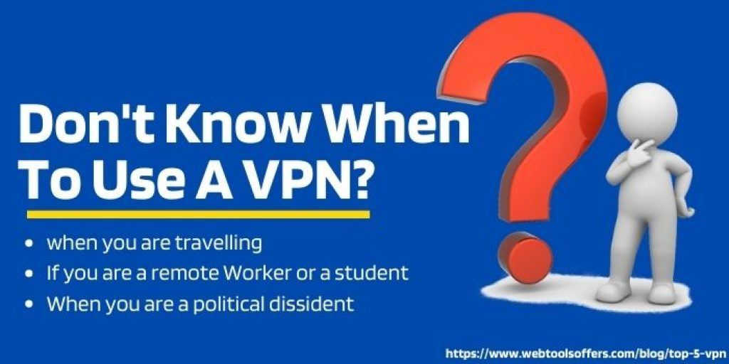Dont-Know-When-To-USe-A-VPN