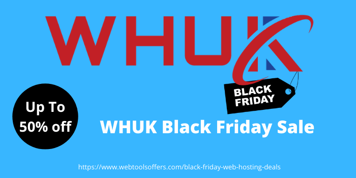 WHUK Black Friday sale
