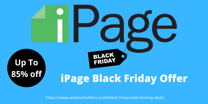 iPage Black Friday offer