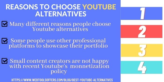 why-people-choose-youtube-substitute