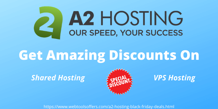 Discounts on Shared Hosting and VPS Hosting