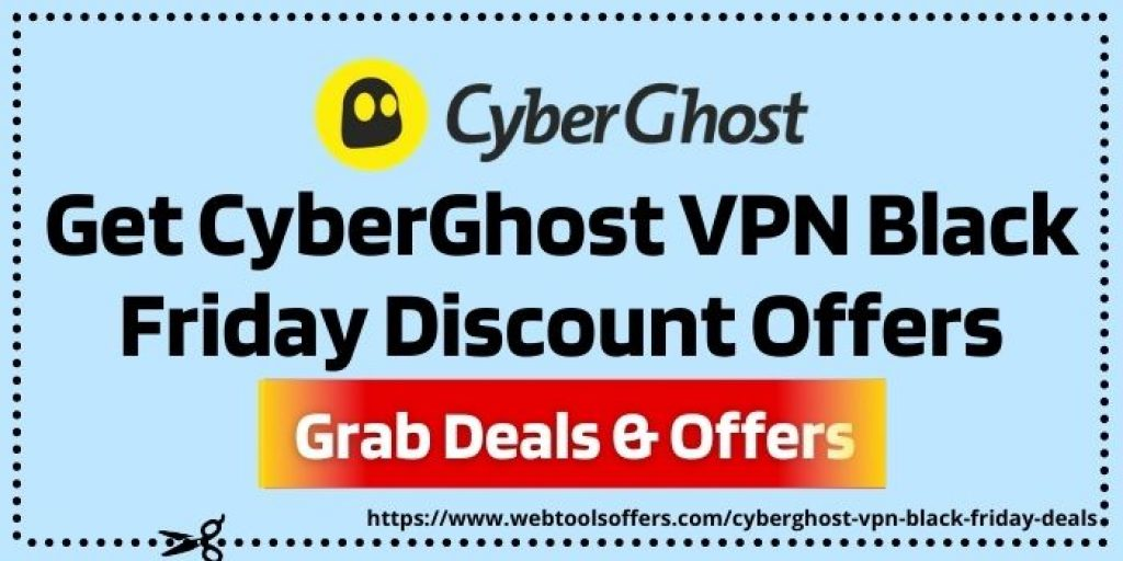 Get CyberGhost VPN Black Friday Discount Offers And Codes