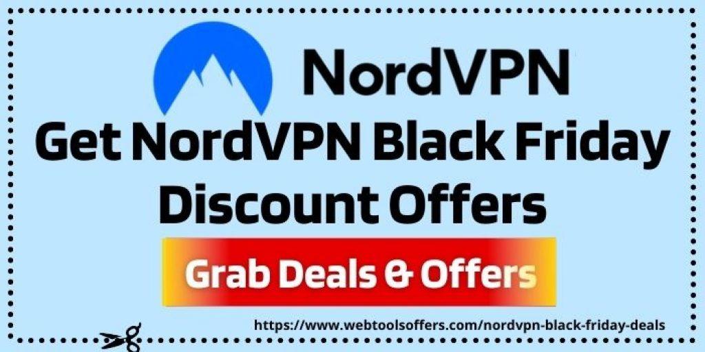 Get NordVPN Black Friday Discount Offers