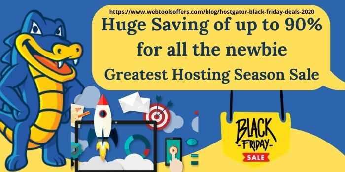 Hostgator Black Friday Sale 2020