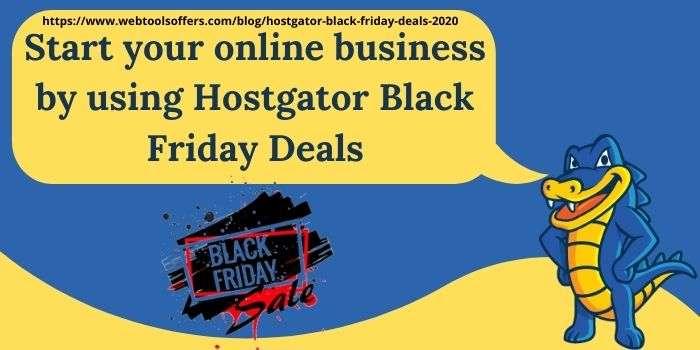 Hostgator Black Friday Sale Live