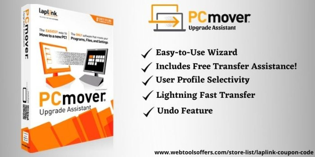 Laplink PCmover Upgrade Assistant
