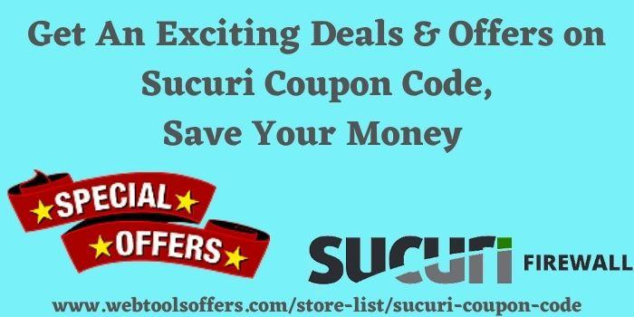 Sucuri-Discount-code-exciting-deals