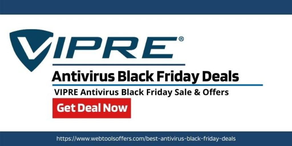 VIPRE Antivirus Black Friday Discount Deals