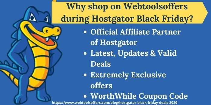 Why shop on Webtoolsoffers on this Black Friday Sale