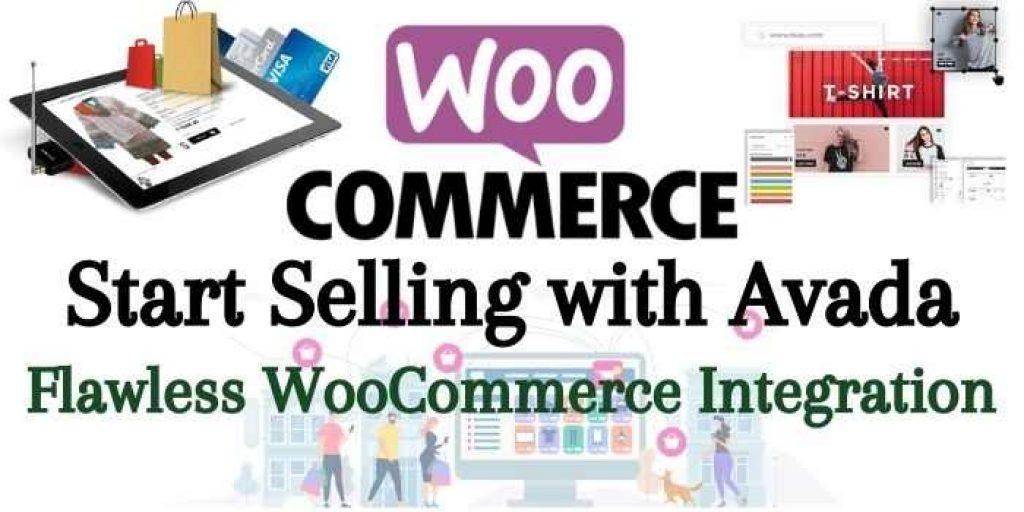 Avada Woo Commerce