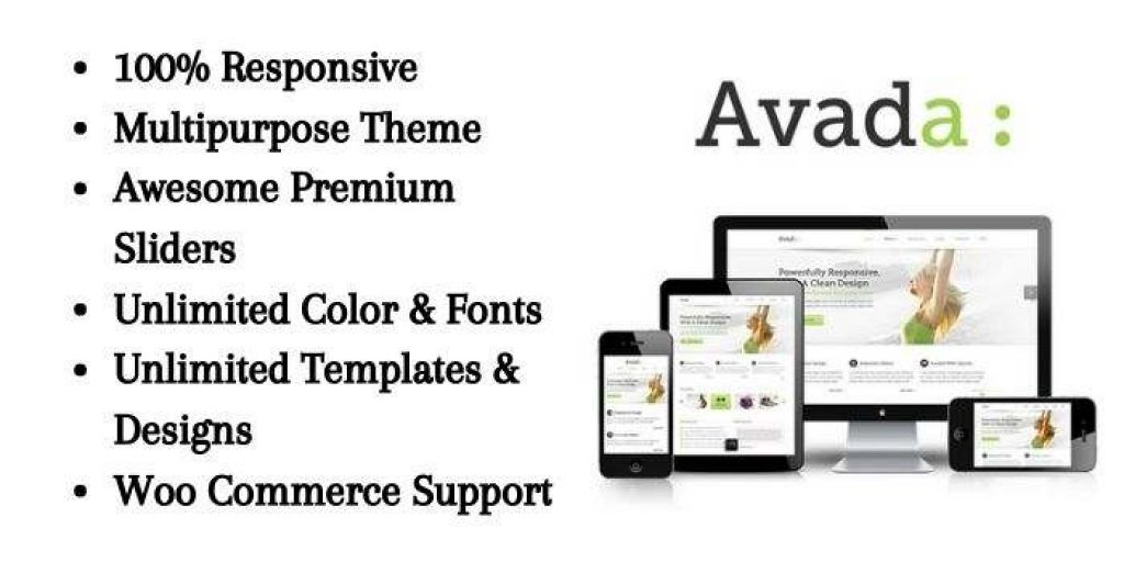 What is Avada Wirdpress theme