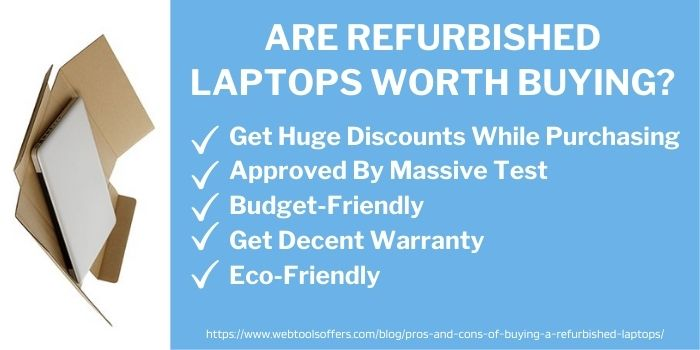 Are Refurbished Laptops Worth Buying_